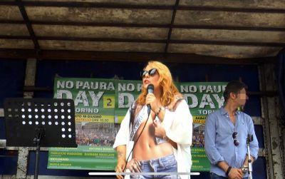 Bonafortuna candidata No-vax? «Io mi reputo libertaria, basta etichette»