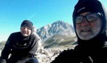 Mimmo e Giovanni, 515 km zaino in spalla per scoprire tutte le bellezze   dell'Italia
