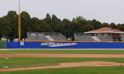 """Europei di baseball, terminato il montaggio delle tribune """"Home run"""" allo stadio Aluffi di Settimo"""