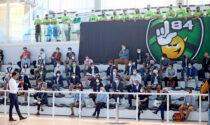 La grande serie A di Futsal sbarca al palazzetto dello Sport di Settimo con la L84. Testimonial d'eccezione Claudio Marchisio