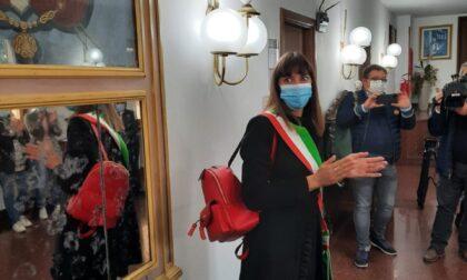 San Mauro, per la neo sindaca Giulia Guazzora oggi (mercoledì 20 ottobre 2021) è stato il giorno della proclamazione