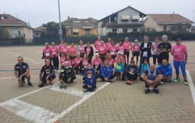 L'Atletica Settimese al fianco  della «Fondazione Veronesi»  per la ricerca sul tumore al seno