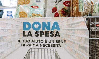 """Torna con Nova Coop """"Dona la Spesa"""", la raccolta alimentare per aiutare le famiglie bisognose"""