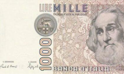 Mille lire con Marco Polo: se l'hai in casa puoi guadagnare fino a 230 euro