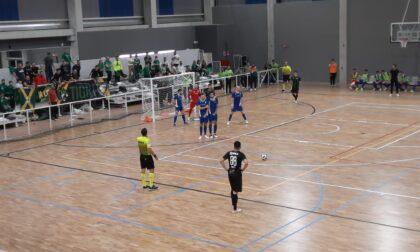 Futsal serie A: Settimo porta bene alla L84: vittoria all'esordio contro Matera