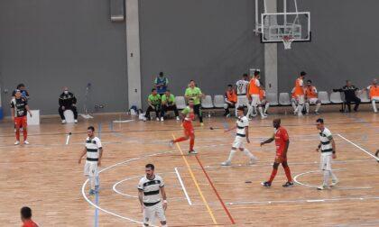 Futsal serie A, quarta giornata, netta vittoria dell'L84 con Polistena: finisce 5-0