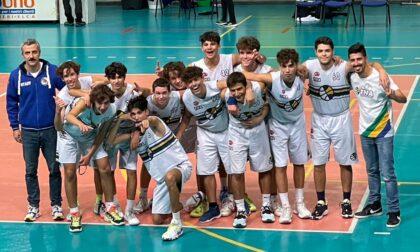 Basket giovanile, ottimo esordio per il Tna San Mauro